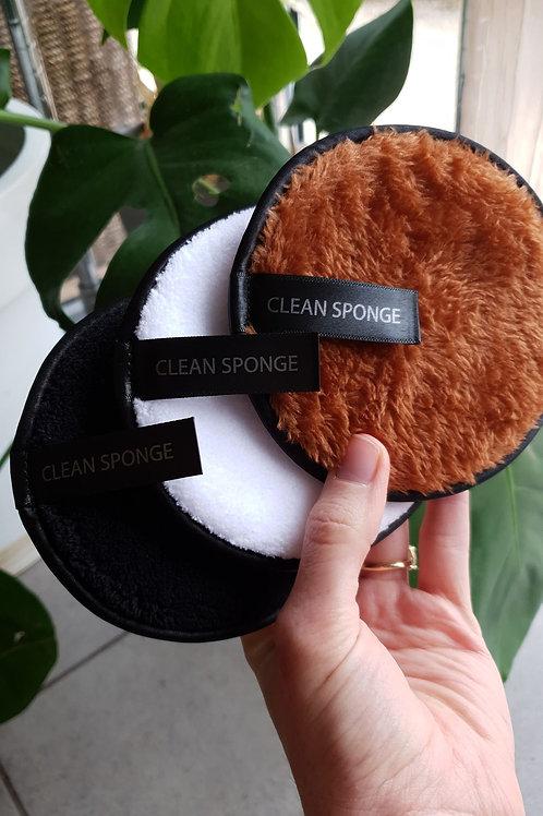 Reusable Facial Cleaning Sponge