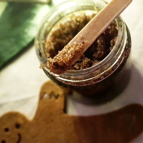 Gingerbread Body Scrub