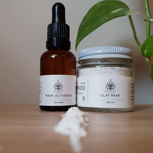 Soothe Sayer - Kaolin Clay Mask