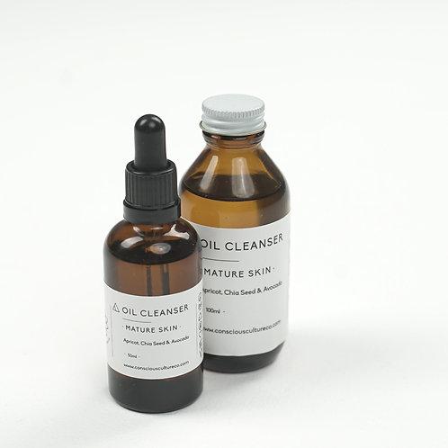 Oil Cleanser - Mature Skin