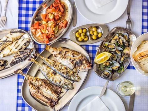 Típica comida Portuguesa