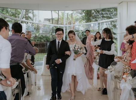 Wedding Yunrong and Jon