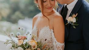 A Modern Romantic Styled Shoot