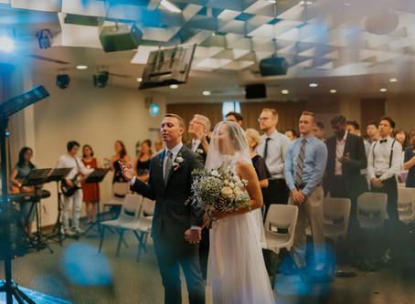 Colin and Bernadine | Holy Matrimony