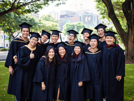 It is the start of Graduation Season again!