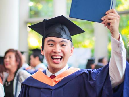 Abel | NUS Graduation