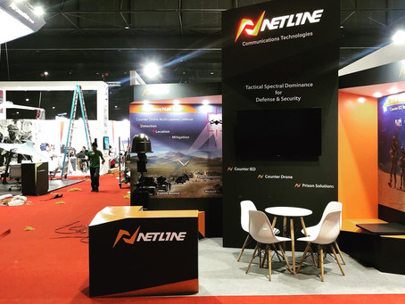 Natline@Defense & Security 2019 by World Events Asia (Thailand)