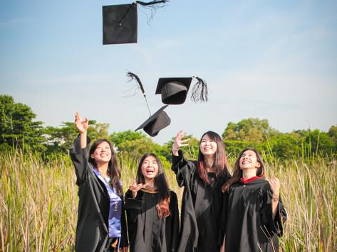 Eileen and Friends Graduation Shoot
