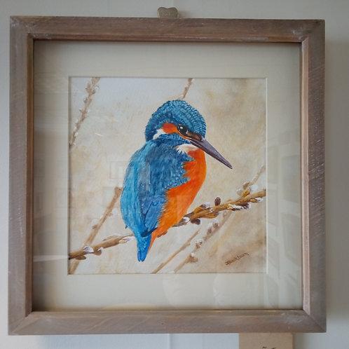 """Kingfisher"" by Joanna Blackburn"