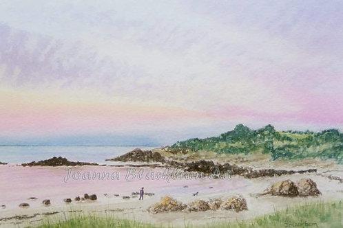 """Mackerel Sky, Fleet Bay"" by Joanna Blackburn"