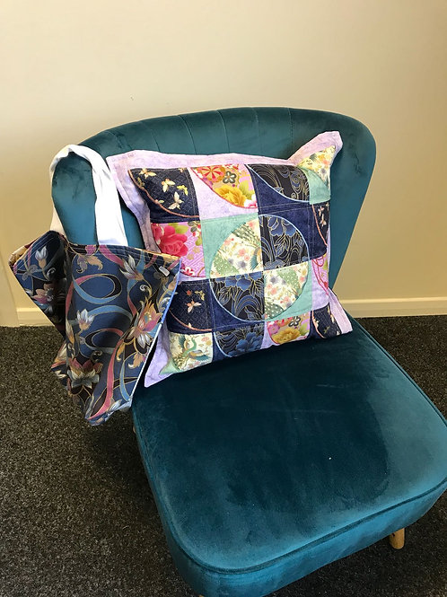 Small Quilted Cushion