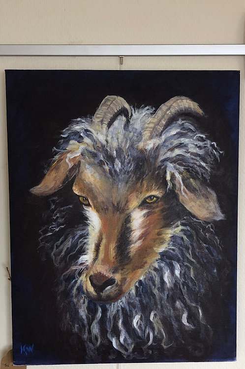"""The Goat"" by Kate Williams"