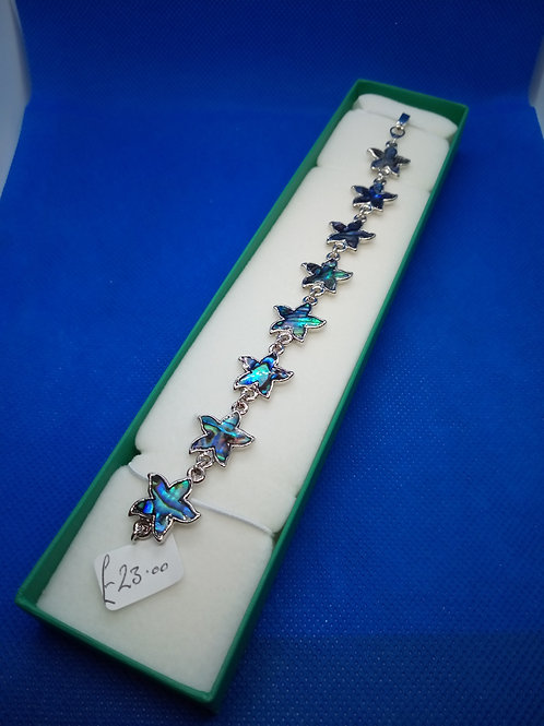 Starfish Pura Shell Bracelet