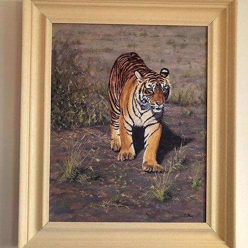 """Tiger""- Charles Barrett"