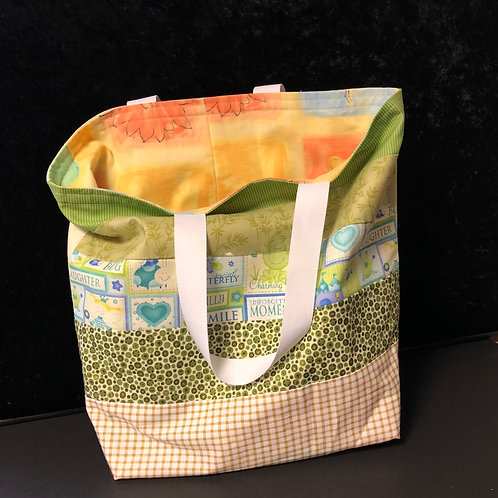 Tote Bag (green)