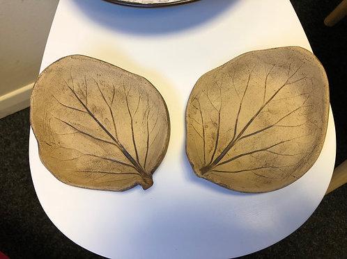 Large Leaf Plate