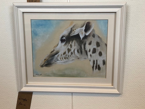 """Giraffe"" by Betty Poole"