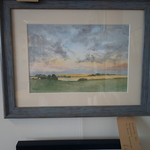 """Morning Sky"" - Joanna Blackburn"