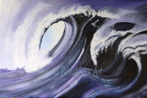 """Eye of the Wave"" by Joanna Blackburn"
