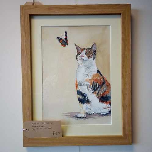 """""""Madam Butterfly"""" - Eileen Rounce"""
