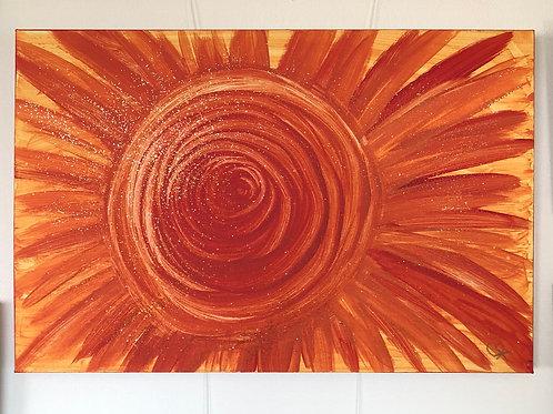 """Sunburst""by Mandy Osborne"