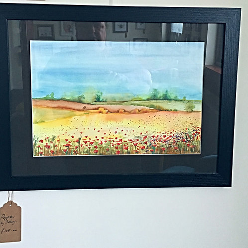 """""""Poppies"""" By D. May"""