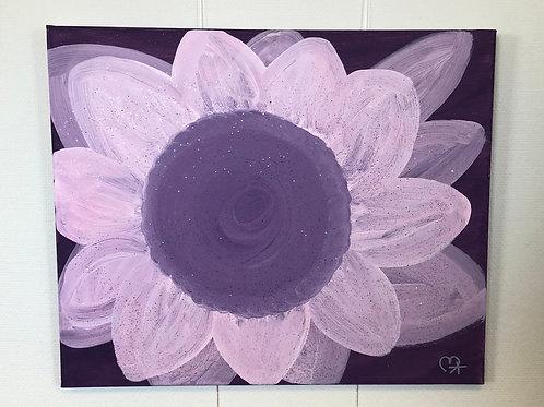 """""""Purple in Bloom"""" by Mandy Osborne"""