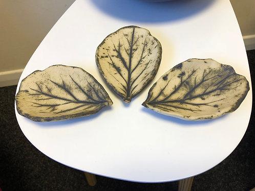 Small Leaf Plates