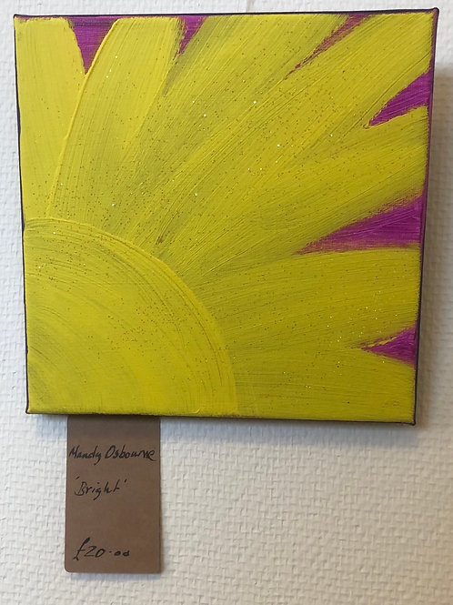 'Bright' by Mandy Osborne
