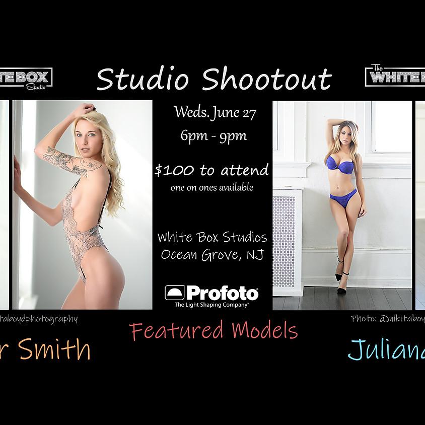 Profoto Shootout Feat/ Juliana Faye & Heather Smith