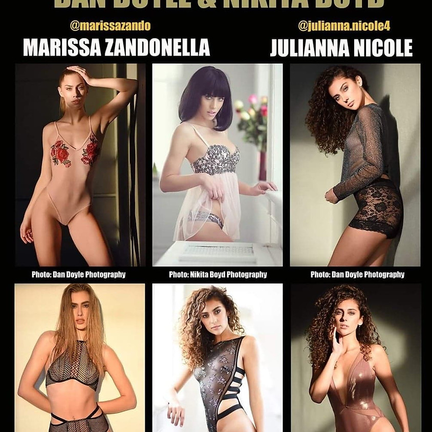 Natural Light Workshop W/ Marissa Zandonella & Julianna Nicole