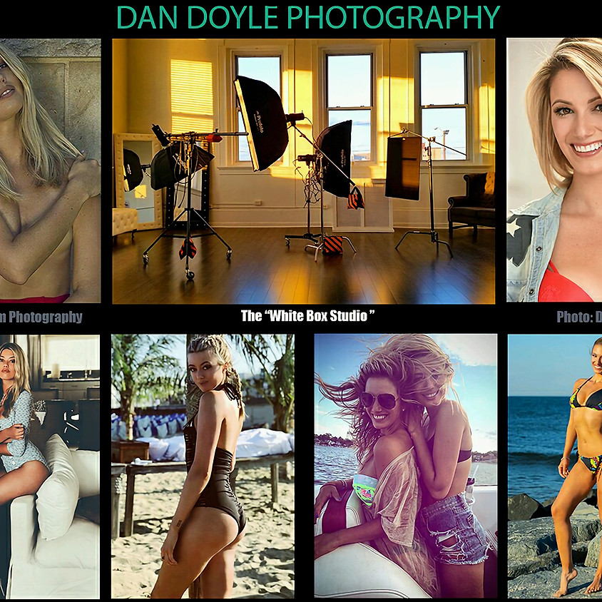Natural Light Workshop W/ Jamie Rae & Danielle Cell Lead by Dan Doyle SOLDOUT!!