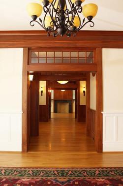 Durham interior trim