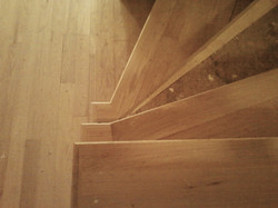 Durham mansion mahogany pre stain flooring