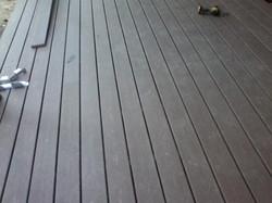 Composit Deck hidden fasteners