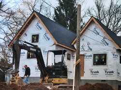 Framing and Roofing West Asheville