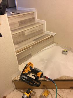 Stair Pergo 1