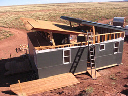 framing, roofing and hardee