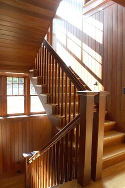 Durham trim stairwell