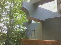Pergola Maryland beam profile