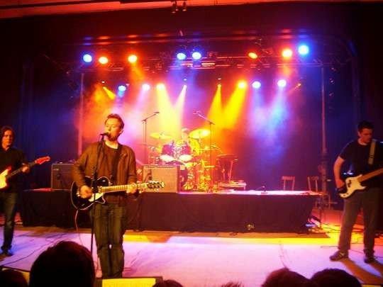Jim Reid & Band, Sweden 2006