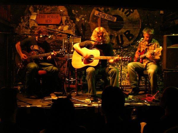 Ox at the 12 Bar Club, London, 2006