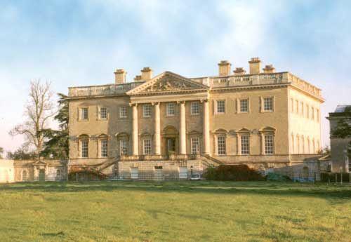 Kirtlington Park House