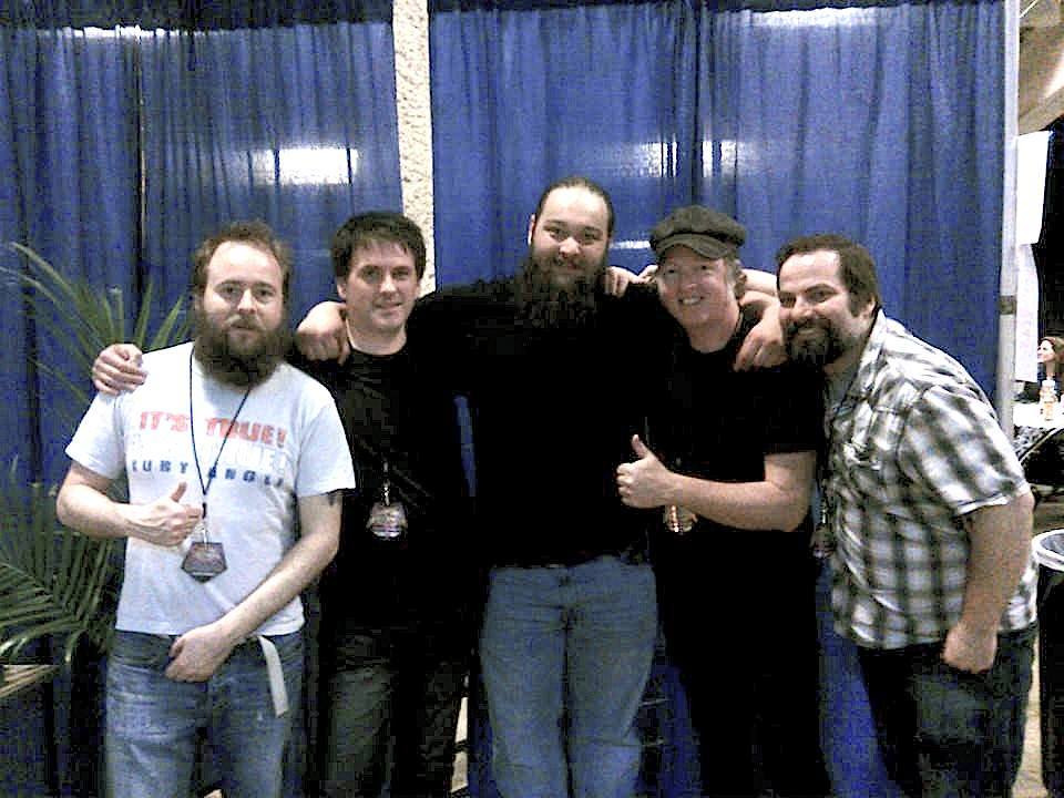 Bray Wyatt and The Rels