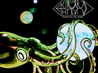 """Announcing my new album, """"Cephalopod, Eater öv the Void"""" by Everstorm's Eve"""