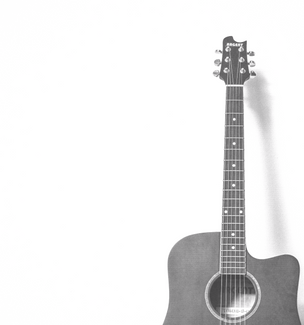 black-and-white-gray-guitar-8263.png