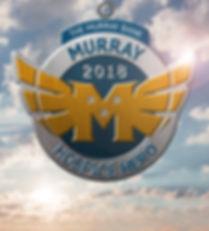 The Murray Bank Murray Half Marathon Hospice Hero Medal