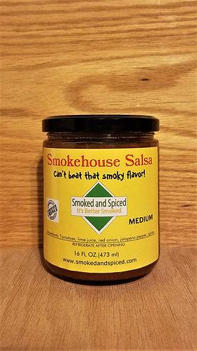 Smokehouse Salsa