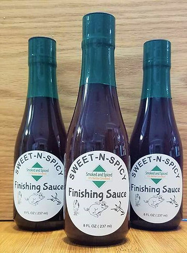 Sweet-N-Spicy Finishing Sauce