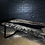 Thumbnail: Ebonized Quilted Maple | Coffee Epoxy Table